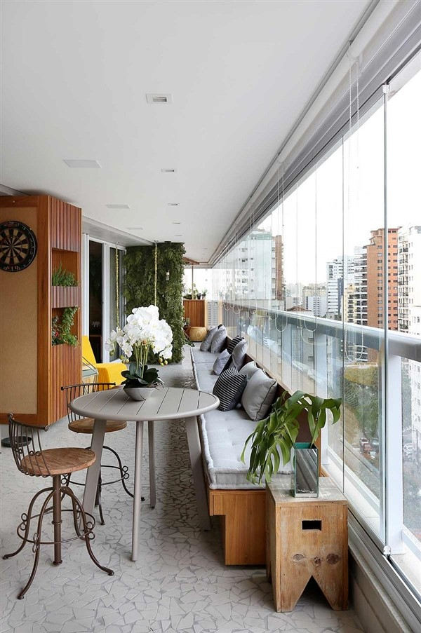 Feel Free To Design Large Balcony With Comfortable Ideas Unique Balcony Garden Decoration And Easy Diy Ideas