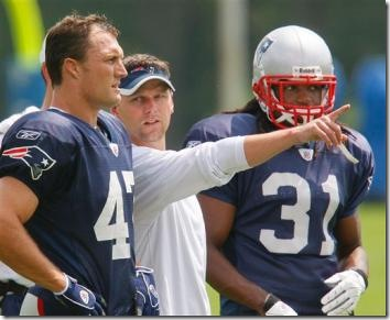 John Lynch... Now a Patriot