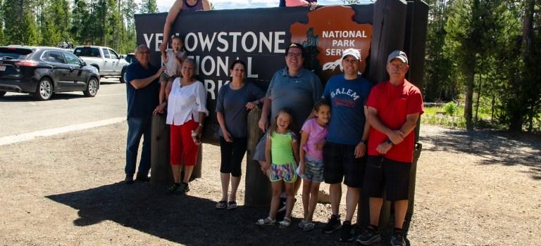 More Balderramas in Yellowstone