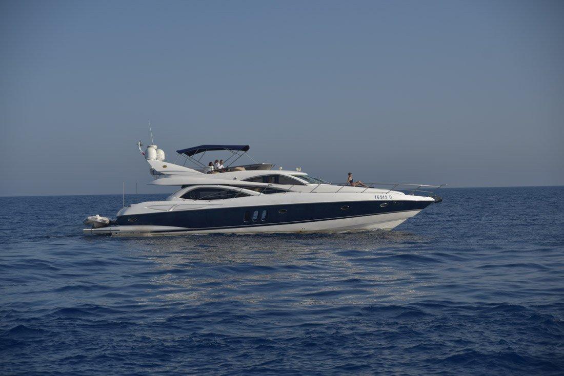 Malta Azure Ultra Luxury Yacht Experience BaldHiker