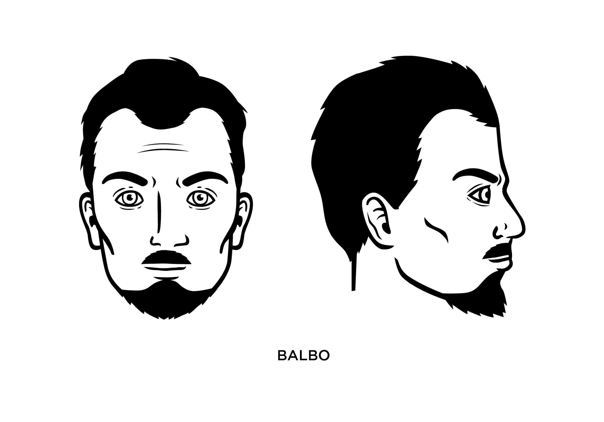 The Balbo Beard Style How To Grow Guide Examples And More