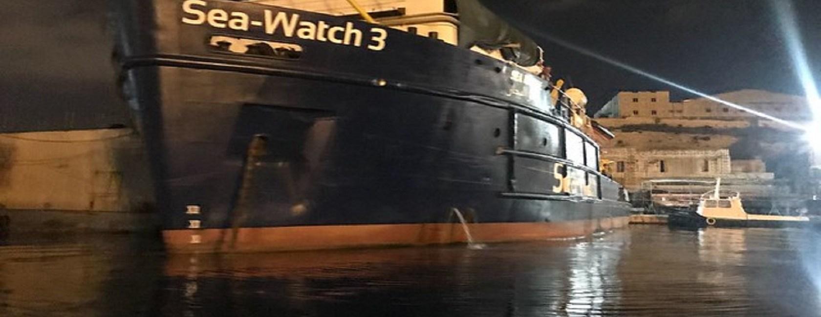 Sea Watch, i migranti vengano fatti sbarcare prima di ogni considerazione politica