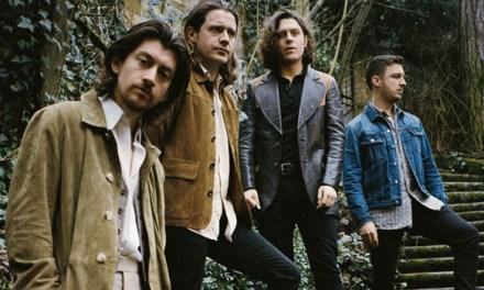Os Arctic Monkeys estrean videoclip para 'Tranquility Base Hotel & Casino'