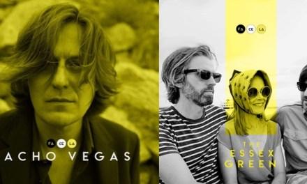 Nacho Vegas, The Essex Green e Cariño esta fin de semana no Fa Ce La Fest de Lugo