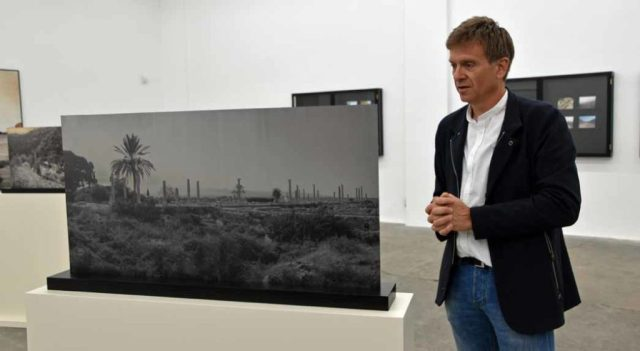 Pierre-Jean Sugier Exposition Elger Esser Photo VB