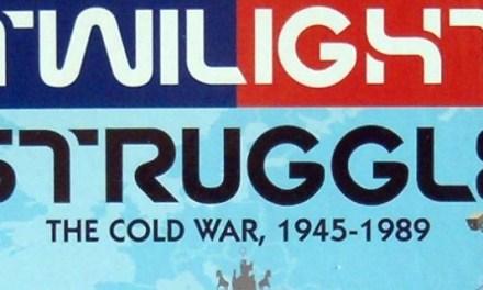 Twilight Struggle AAR: La Paranoia al Potere (С точки зрения СССР)