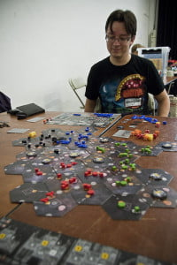 eclipse-boardgame- partita in corso2