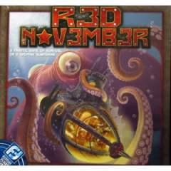 Red November la scatola