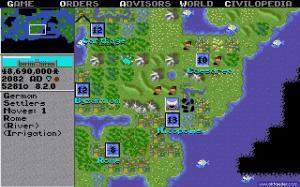 civilization videogame