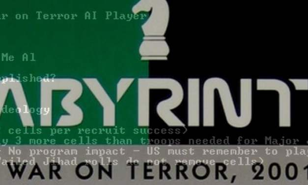 Labyrinth: the War on Terror, 2001 – ?