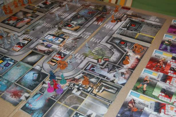 Zombicide season 2 prison outbreak recensione for Porte zombicide