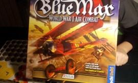 La solida scatola di Blue Max, dedicata al Barone Rosso!
