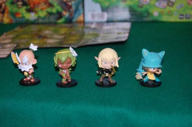 """4 miniature """"fuori serie"""""""