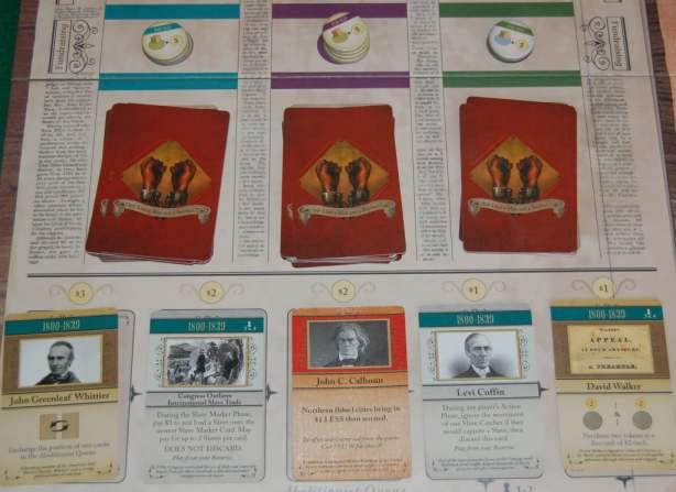 Le Carte in gioco