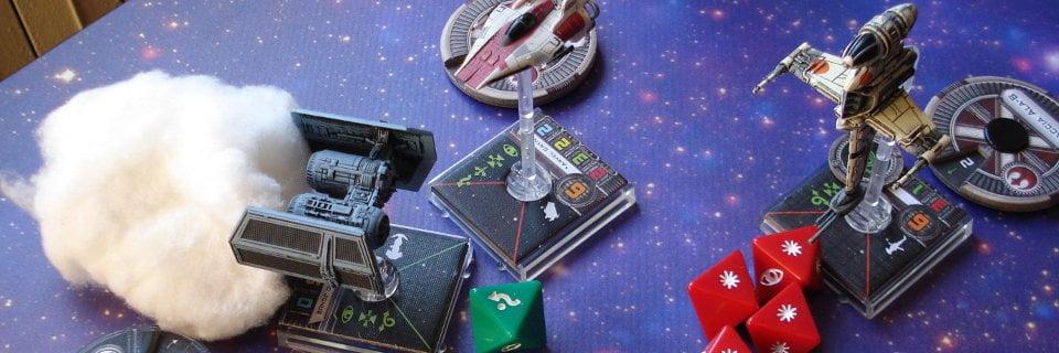 Caccia Ala-Y Star Wars X-Wing Miniature Gioco Espansione italiano Asmodee new