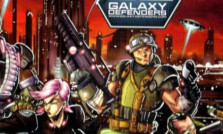 Galaxy Defenders