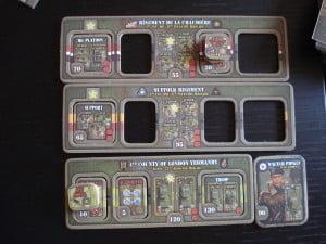 Truppe del Commonwealth dall'omonima Army Box: la Play Well Games tradurrà anch'essa.