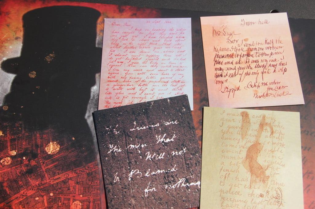 Lettere da Whitechapel - Le lettere di Jack