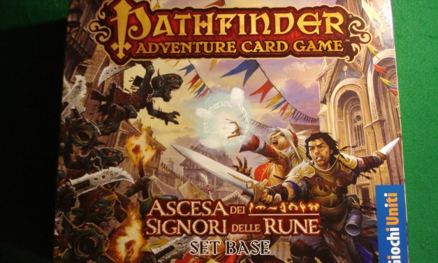 Pathfinder Adventure Card Game: Ascesa dei Signori delle Rune – Set Base