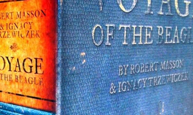 Robinson Crusoe: Adventure on the Cursed Island – Voyage of the Beagle (Vol.1)