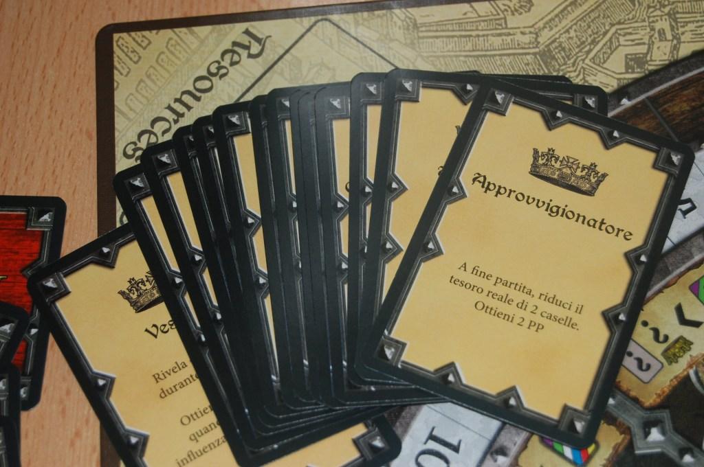Carte Consigliere