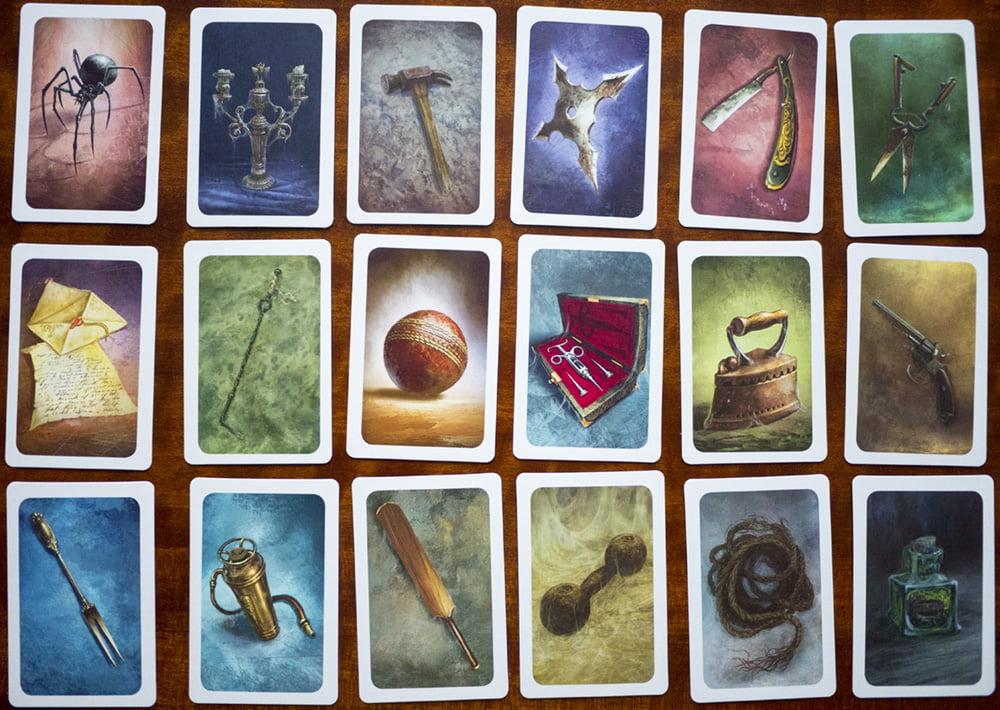 Una carrellata sulle piccole carte oggetto.