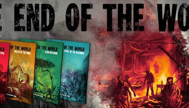 The End of the World – Zombie Apocalypse