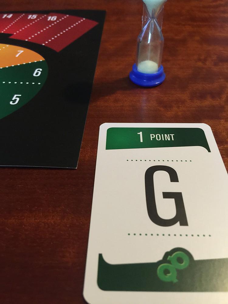 Prima sfida in corso: chi troverà per primo un oggetto che inizi con la lettera G?