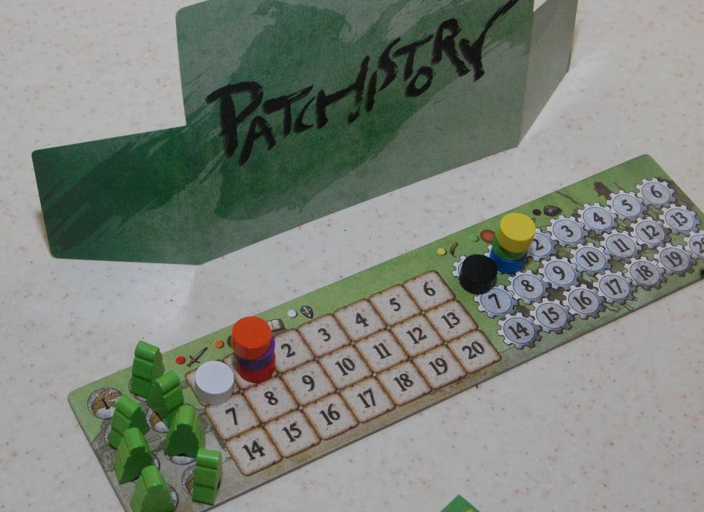 LA parte visibile della nostra civiltà come si presenta all'inizio del gioco.