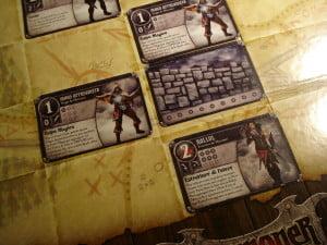 """Un mazzo fazione importantissimo per """"fare sul serio"""" è quello dei mercenari, utilizzabili per """"customizzare"""" le altre fazioni."""