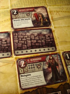 La Setta, un mazzo fazione che introduce le carte Mutazione.