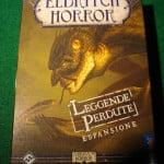 La scatola di Leggende Perdute, versione Giochi Uniti in italiano.