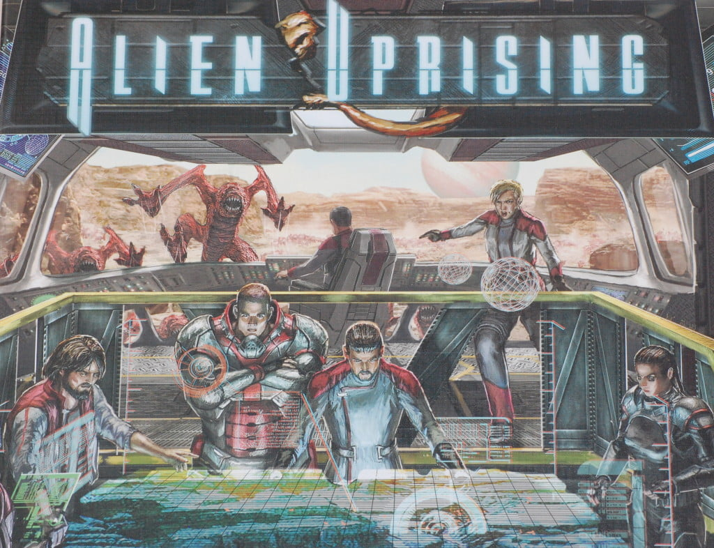 Alien Uprising: un gioco nato su Kickstarte