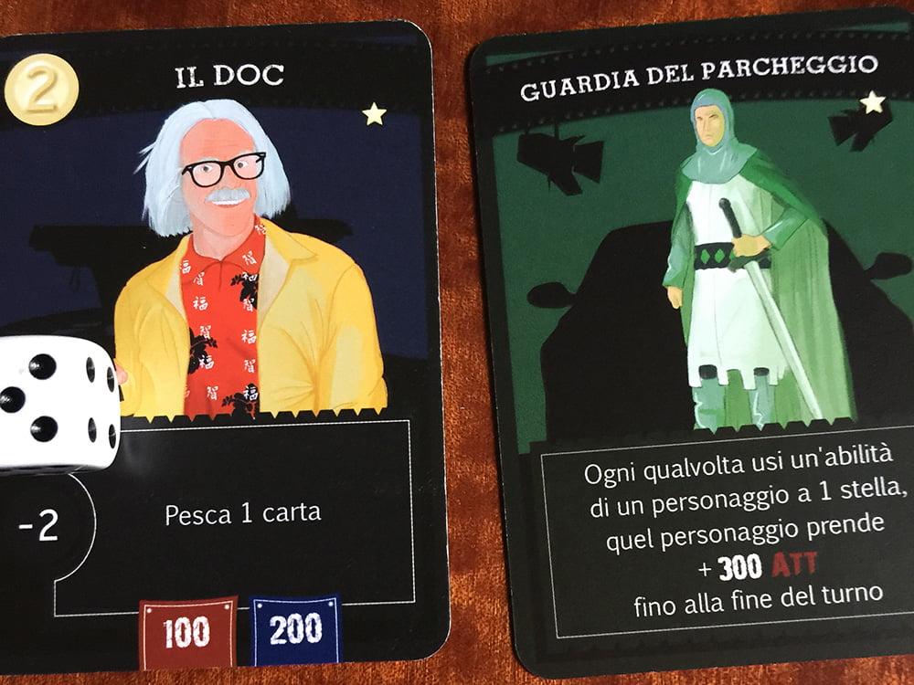 Il personaggio Doc