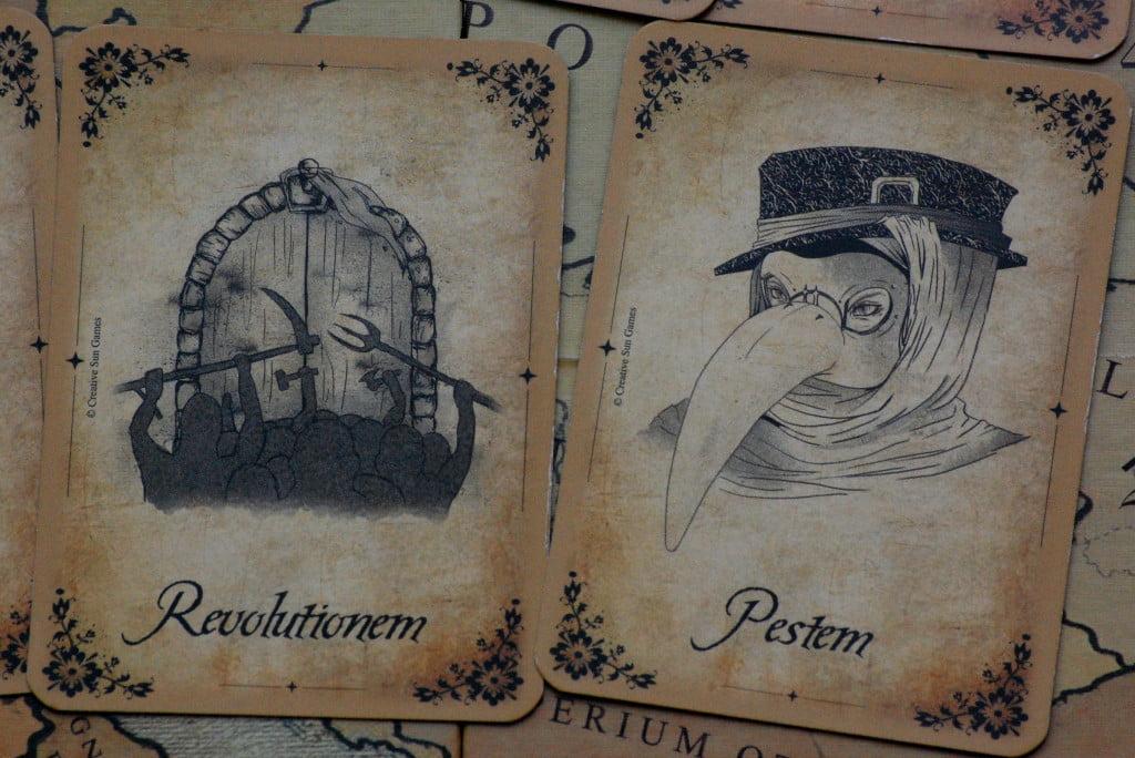 """La carta """"ribellione"""" rappresenta un flagello per il giocatore che la subisce ma, al contrario di quanto ci si aspetterebbe, la carta """"peste"""" rappresenta un'ottima difesa"""