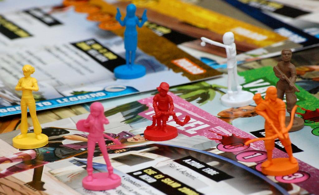 Chi giocherà con la sbarbina rosa shocking Armata di chitarra?