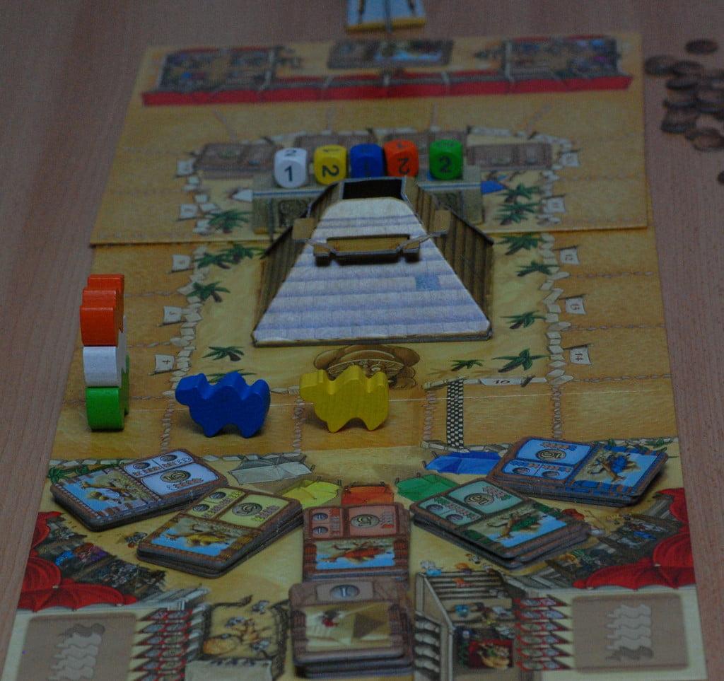 Tavolo completo di 3 moduli di espansione