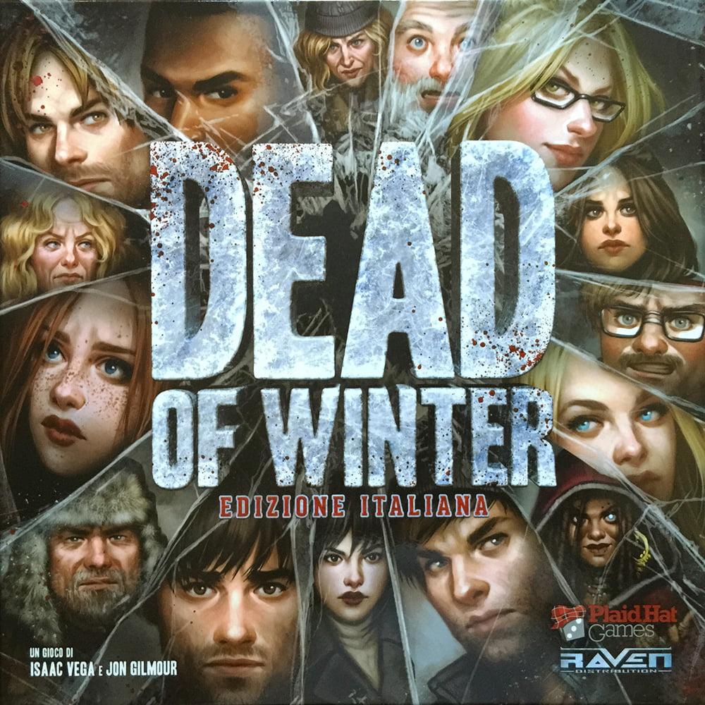 La copertina dell'edizione italiana del gioco.