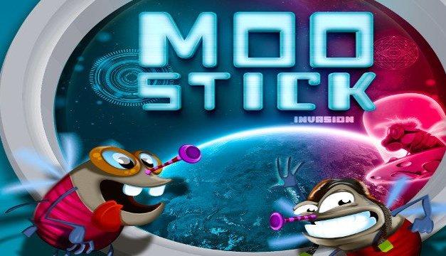 Moo Stick Invasion