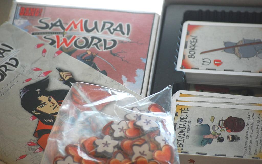 Unboxing: poco più di un mazzo di carte da Ramno