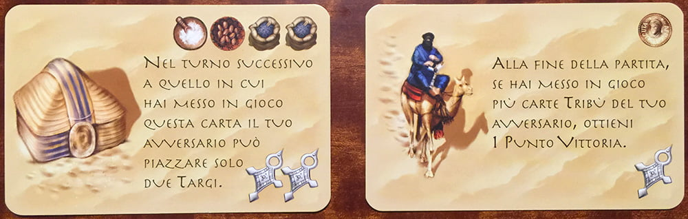 """Due carte che aumentano l'interazione tra i giocatori: quella a sinistra in particolare è un'autentica """"bastardata""""!"""