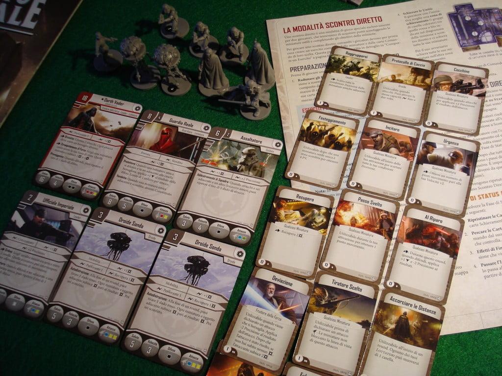Pronti per uno scontro diretto: abbiamo scelto le truppe e le Carte Comando.