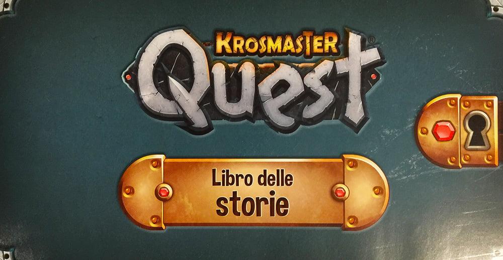 La copertina del libro delle storie: non perdete troppo tempo con il manuale e provate, invece, a buttarvi nella mischia con le prime storie/tutorial!