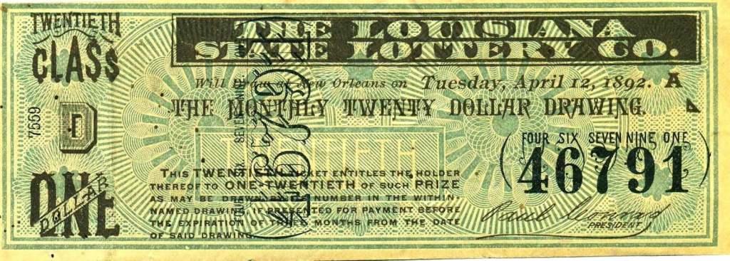 Lotteria del 1844
