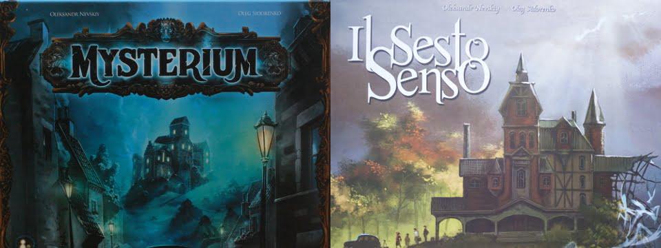 Il Sesto Senso - Mysterium