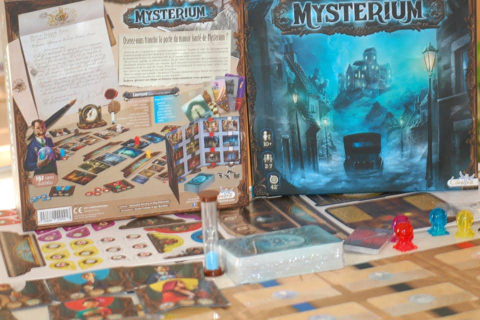 [Mysterium] Unboxing