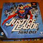Justice League Hero Dice: Superman