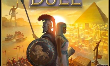 Anteprima: 7 Wonders Duel