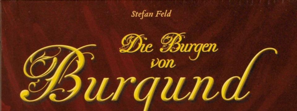 il logo di The Castles of Burgundy