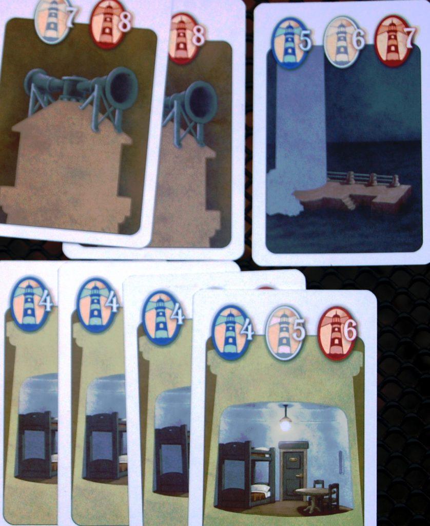 Un conteggio di carte miglioria